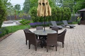 Patio Pavers Cost Calculator by How Much Does It Cost To Install A Patio Angie U0027s List