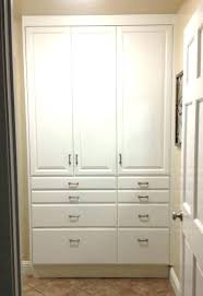 Narrow Depth Storage Cabinet Narrow Pantry Cabinet Soundbubble Club