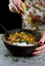 vegan sweet potato chickpea u0026 spinach coconut curry the vegan 8