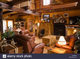Cottage Style Living Rooms by Canadian Cottage Living Room Carameloffers