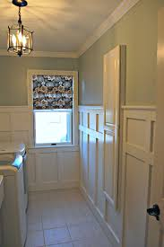 Laundry Room Upper Cabinets by Roly Poly Farm Laundry Room Reveal