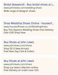 Wedding Shoes House Of Fraser Why Department Stores Go Crazy For Wedding Shoes In Summer