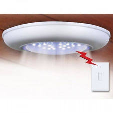 led battery operated ceiling light cordless ceiling light ebay