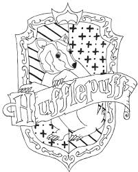coloring download hogwarts crest coloring page hogwarts crest