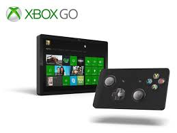 mobile console xbox go tablette console 8 hd sous windows 8 en image