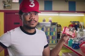 chance the rapper u0027s second kit kat commercial watch billboard