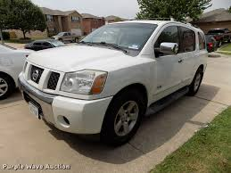 lifted nissan armada 2006 nissan armada se suv item dk9998 sold june 7 vehic
