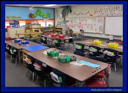Classroom Desk Organization Ideas Www Rainbowswithinreach