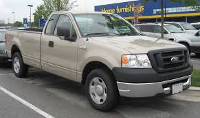 2007 ford f 150 information and photos zombiedrive