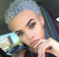 twa pixie on long hair 87 best short twa bald images on pinterest rihanna pixie cut