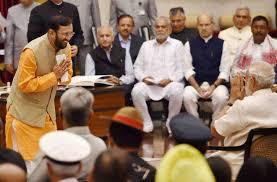 Modi Cabinet List Modi U0027s Unveils A Massive 77 Member New Cabinet U2013 Desibuzz