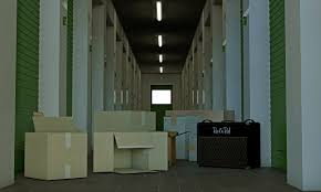 Modern Storage Units How To Choose The Right Self Storage Unit