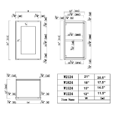 kitchen wall cabinets dimensions design house brookings plywood ready to assemble shaker