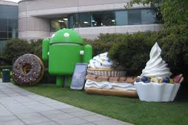 android statues android dessert statues fwned