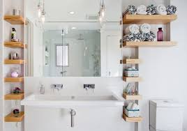 bathroom shelving ideas for small spaces easy ways to style and organize the bathroom
