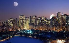Hd New York City Wallpaper Wallpapersafari by City Night Time Wallpapers Wallpapersafari