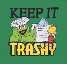 Oscar The Grouch Meme - oscar the grouch sesame streets and kermit