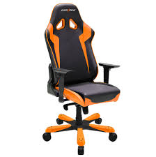 orange chair spacious series msi u0026 fnatic gamer ps4 reflex