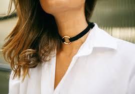 diy pendant choker necklace images Diy velvet choker a pair a spare jpg