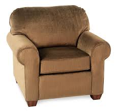 upholstered club chair flexsteel thornton upholstered chair with rolled arms rotmans
