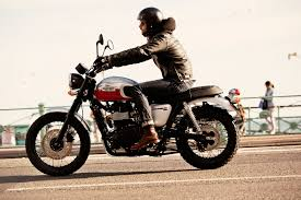 triumph motocross bike 2014 triumph scrambler review