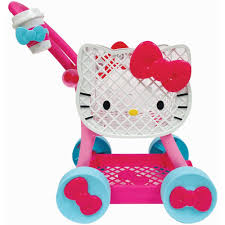 Hello Kitty Bedroom Set Toys R Us Hello Kitty Shopping Cart Walmart Com