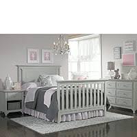 ti amo carino convertible crib misty grey babies