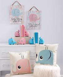 Elephant Nursery Decor Collection