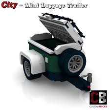 lego mini cooper lego custom mini cooper anhänger trailer 10242 cb4 a photo on