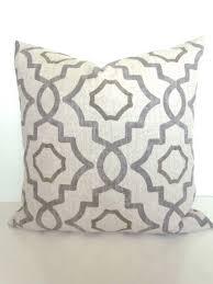 Home Decor Throw Pillows by Gray Pillows Grey Throw Pillow Covers Tan Pillows Grey