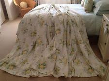 Laura Ashley Baroque Raspberry Curtains Laura Ashley Floral Tape Top Curtains Ebay