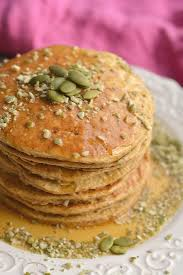 pumpkin protein pancakes gf low cal skinny fitalicious