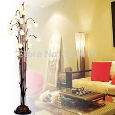 Iron Floor L Floor L Modern Fashion Europe Copper Wrought Iron Glass