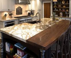 wood countertops u2013 a touch of warmth or a grand statement