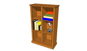 how to build a bookshelf howtospecialist how to build step by