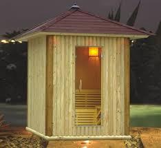 Outdoor Steam Rooms - outdoor traditional sauna outdoor steam room