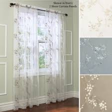 interior sheer drapery panels and beautiful curtain sheers for