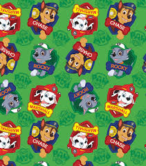 paw patrol halloween background nickelodeon paw patrol badges fleece fabric joann