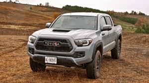 toyota tacoma autotrader 2017 toyota tacoma trd pro drive review