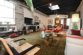 Garage Living by Cool Bella Vista Loft Above Garage Asks 619k Curbed Philly