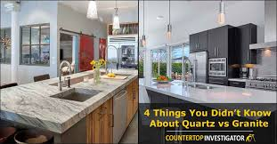 Kitchen Design Countertops by Granite Versus Quartz Countertops U2013 Advice For Better Kitchen Design
