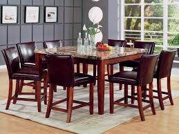 dining room sets bar height dining room marvelous modern bar height dining table bar height