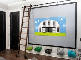how to decorate a kid s room hgtv barn home in the country custom lego wall in boy s room