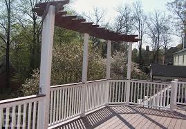 upper deck with trellis u2013 economy craftsmen services