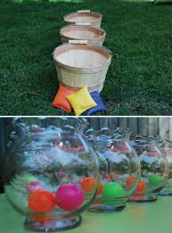 backyard carnival games ideas outdoor furniture design and ideas