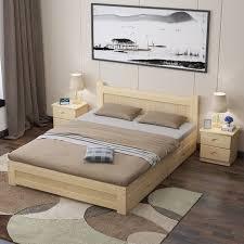 m chambre accueil lit mobilier de chambre meubles de maison nordique simple