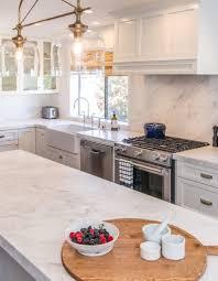 white shaker kitchen cabinets backsplash white shaker cabinets marble kitchen remodel