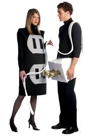 matching couple halloween costume ideas socket and plug costume funny matching couples costumes