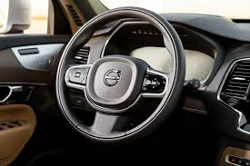 volvo steering wheel 2016 volvo xc90 t6 awd inscription review long term update 4