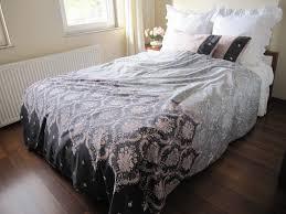 Damask Bedding Dusty Pink Charcoal Grey Damask Print Full Queen King Duvet